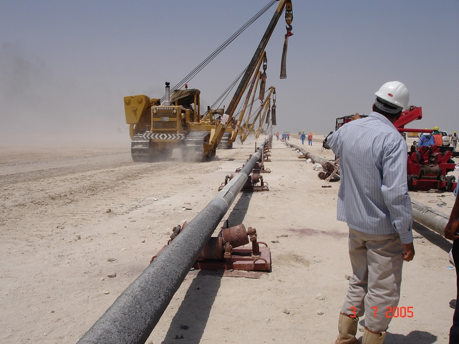 Pipeline Coupling
